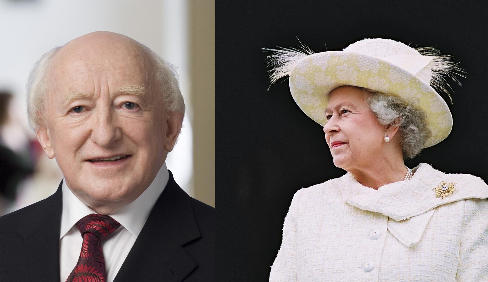 reine-president irlande