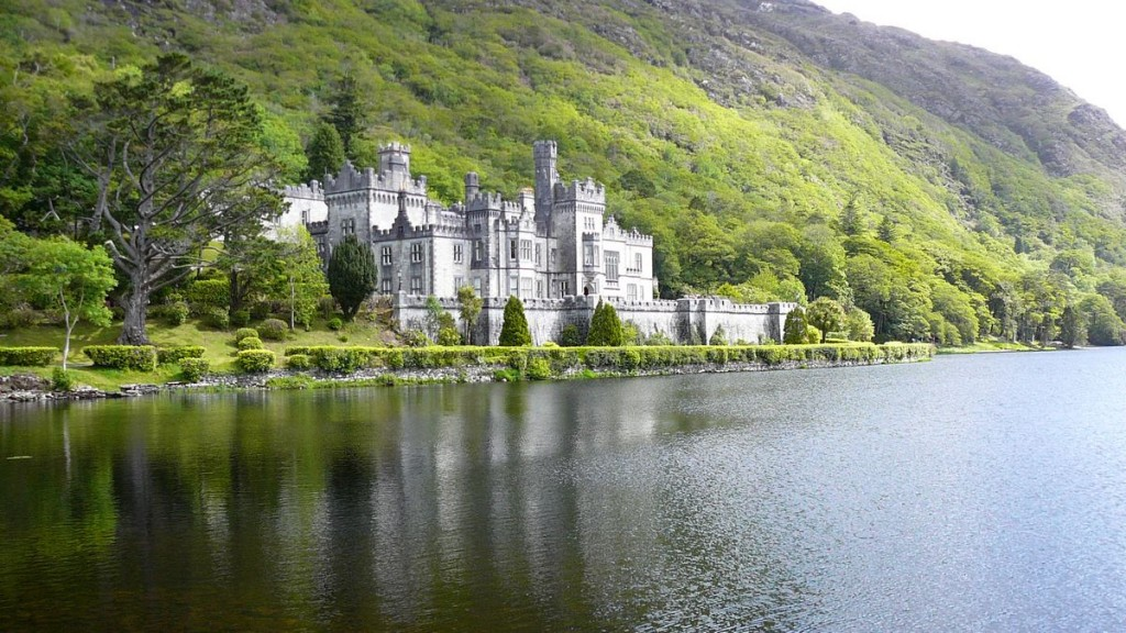 Photos d'Irlande : Kylemore_abbey