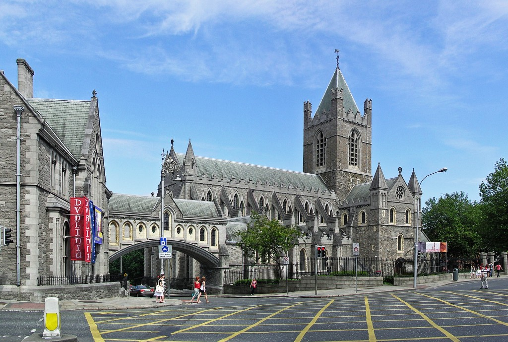 visiter irlande Christ-Church-Cathedral