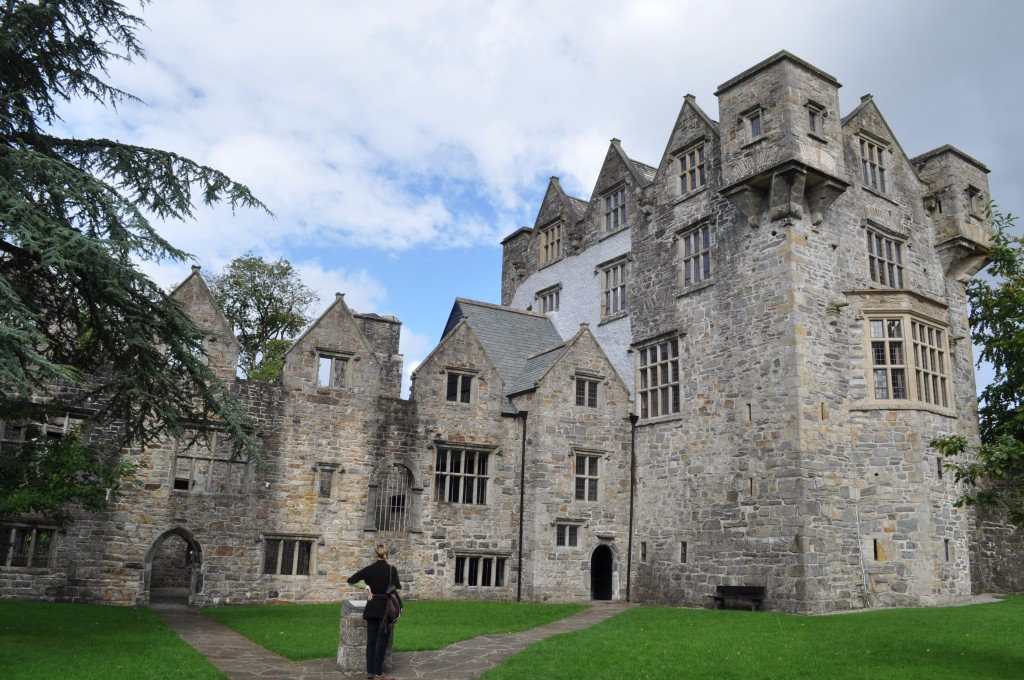 Donegal castle 2