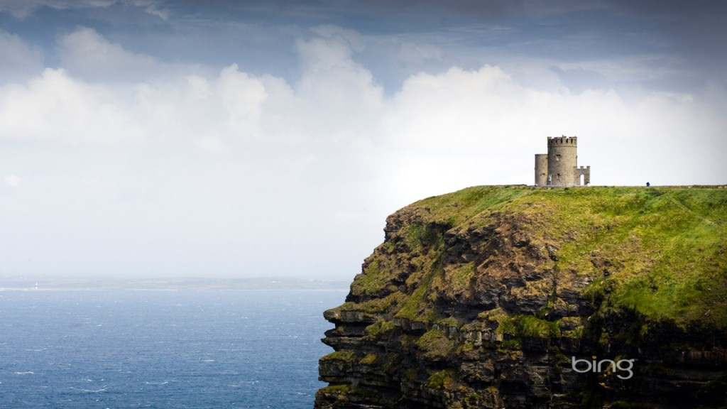Photo d'Irlande : O'Brien's Tower