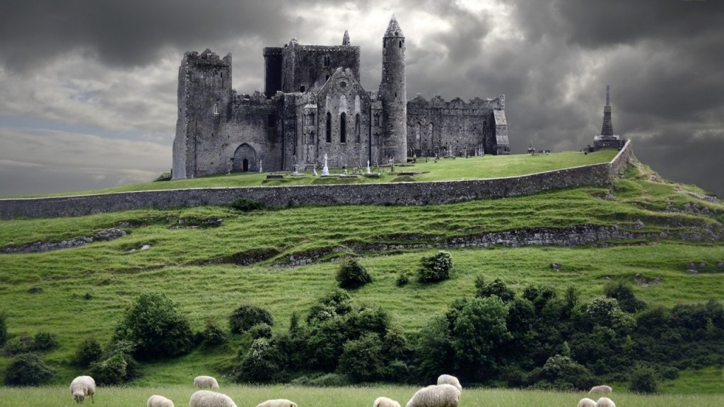 Photos d'Irlande : Rock of Cashel
