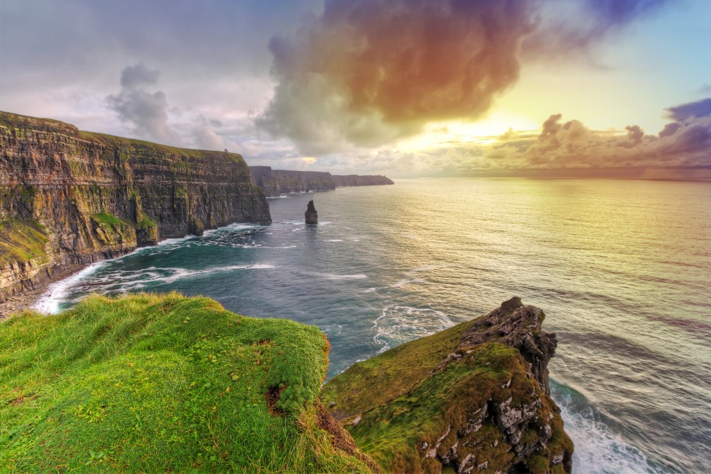 Photo d'Irlande - Cliff of moher