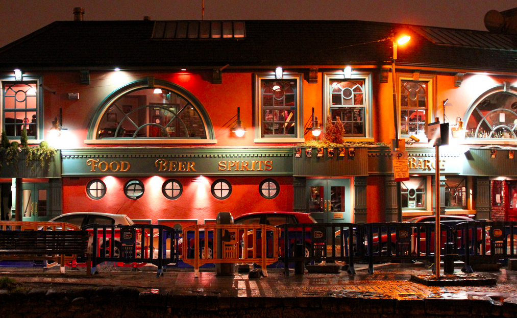 the barge meilleur pub dublin