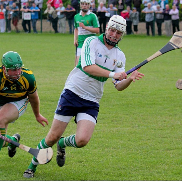 Hurling, sport traditionnel irlandais @jackson91