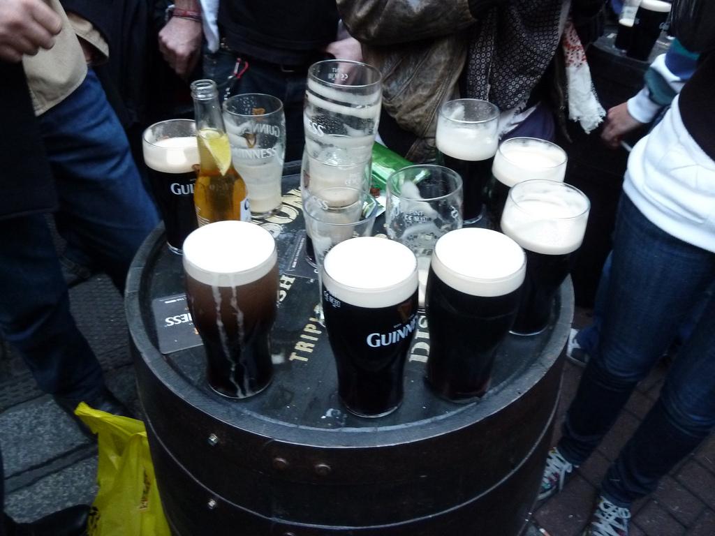 Arthur's day, jour de la Guinness