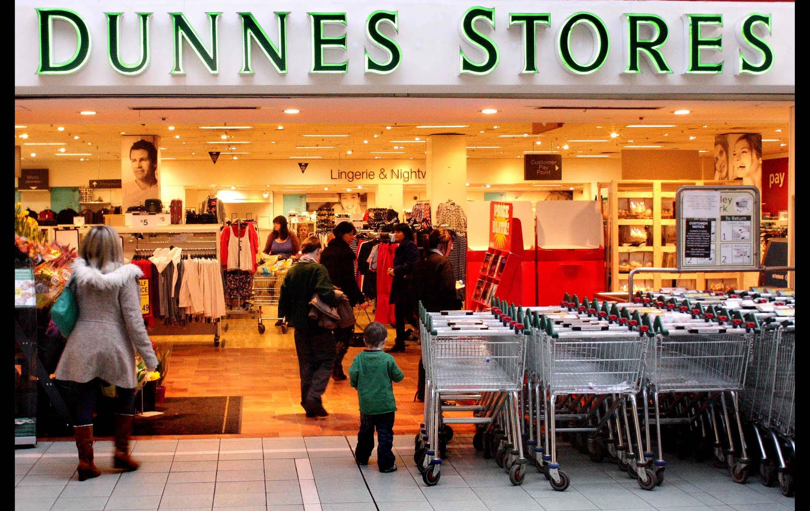 Magasin Dunnes