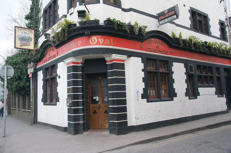 meilleur pub de cork : The Oval