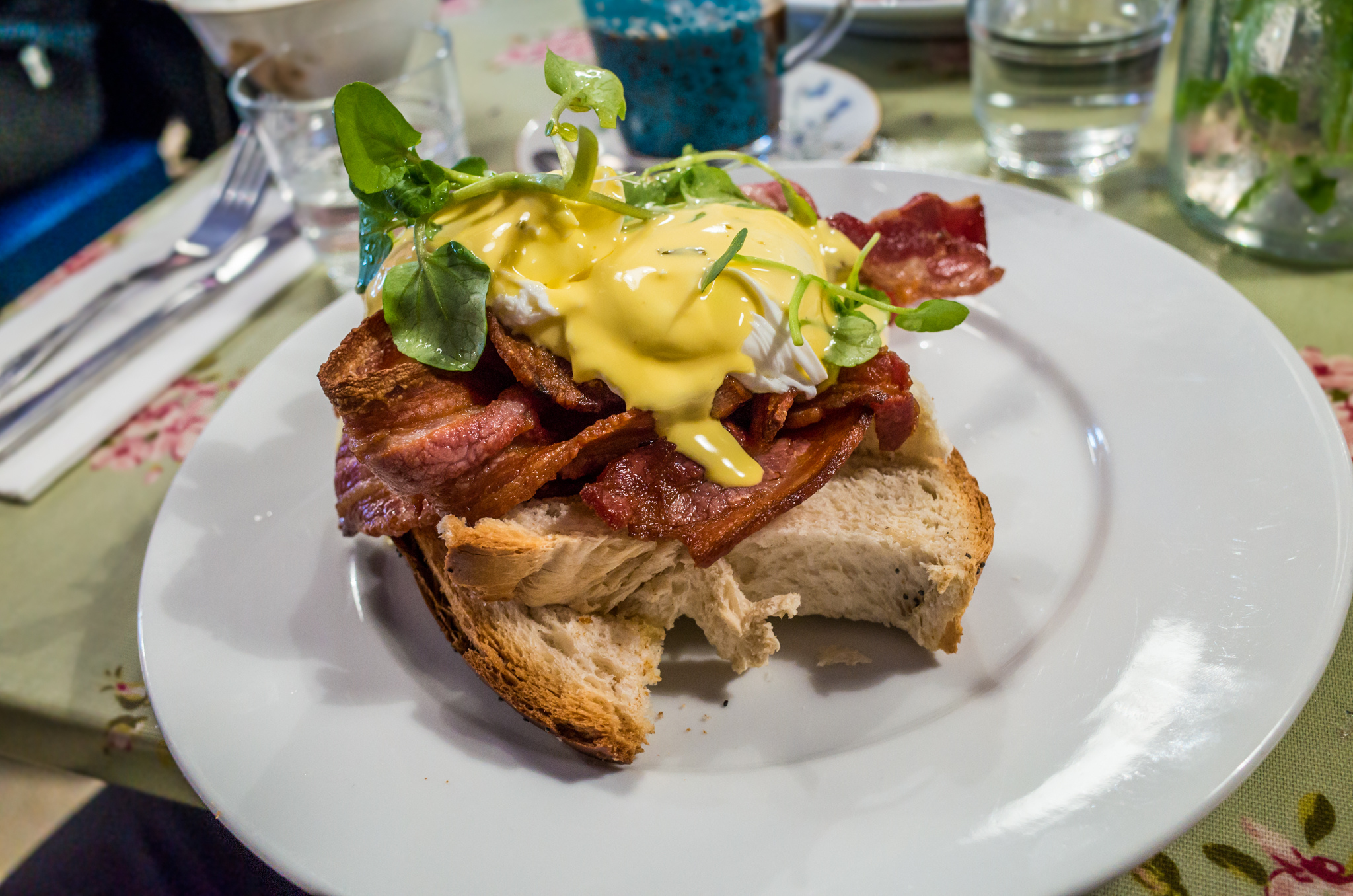 brunch à Dublin