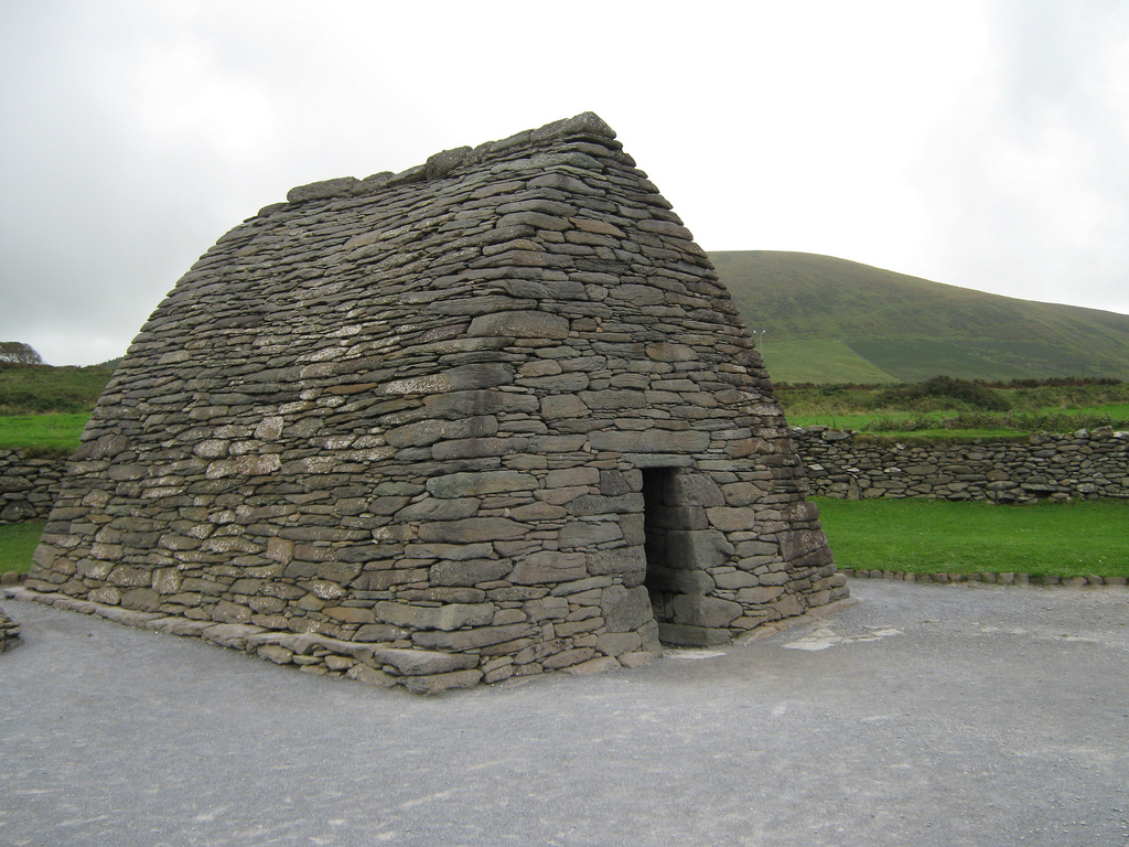 Gallarus Oratory vers Dingle
