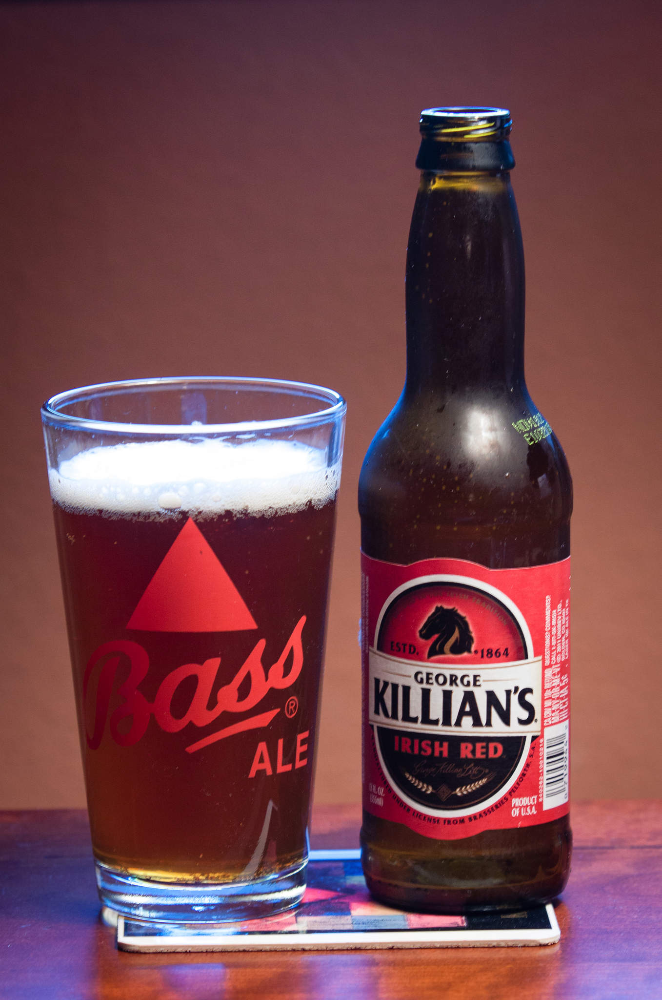 Killian's beer