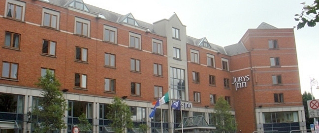 Jurys Inn Christchurch hotel dublin