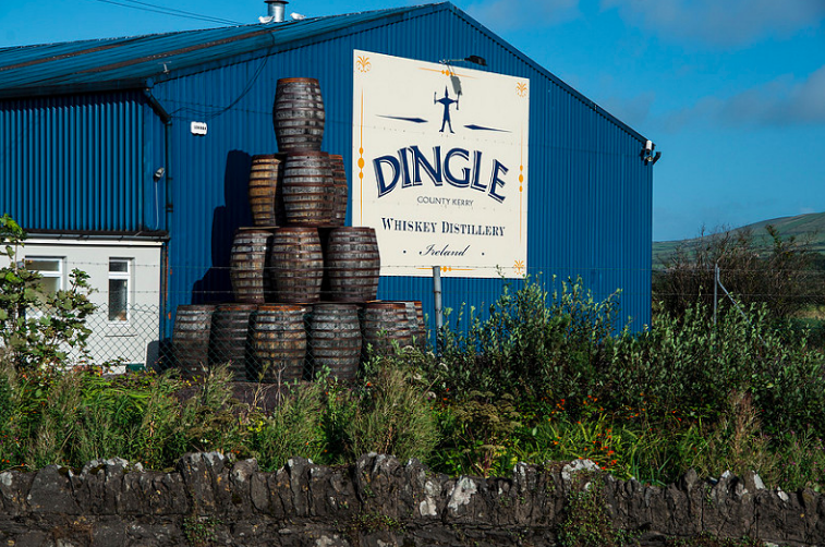 Dingle Distillerie