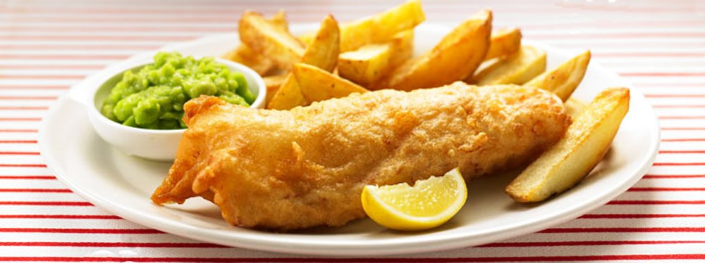 Le fish and chips d'Irlande
