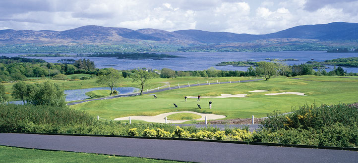 golf dans le ring de Kerry