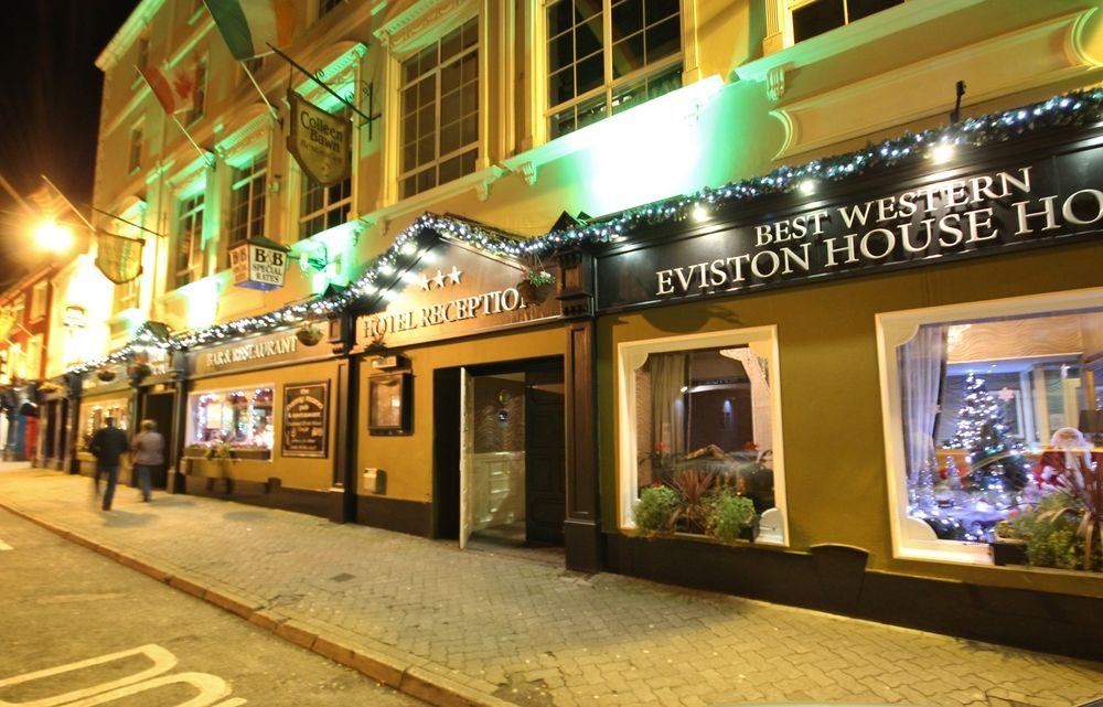 Best Western Eviston House Hôtel